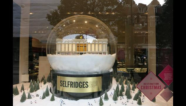 Selfridges Christmas